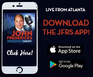 John Fredericks Show Radio App