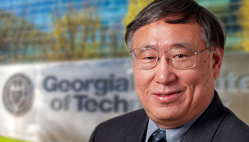 Georgia Tech professor Dr. Gee-Kung Chang