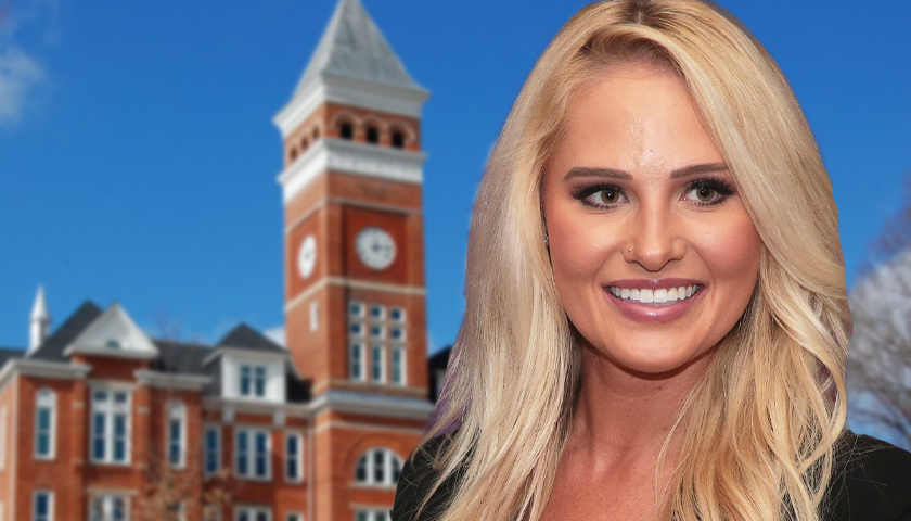 Tomi Lahren of Clemson University