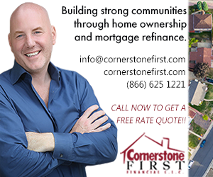Cornerstone First Financial