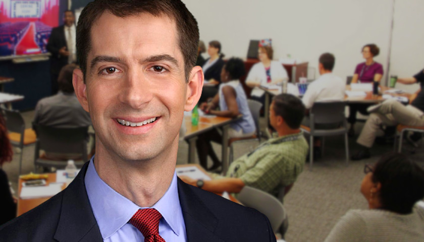 Tom Cotton CRT