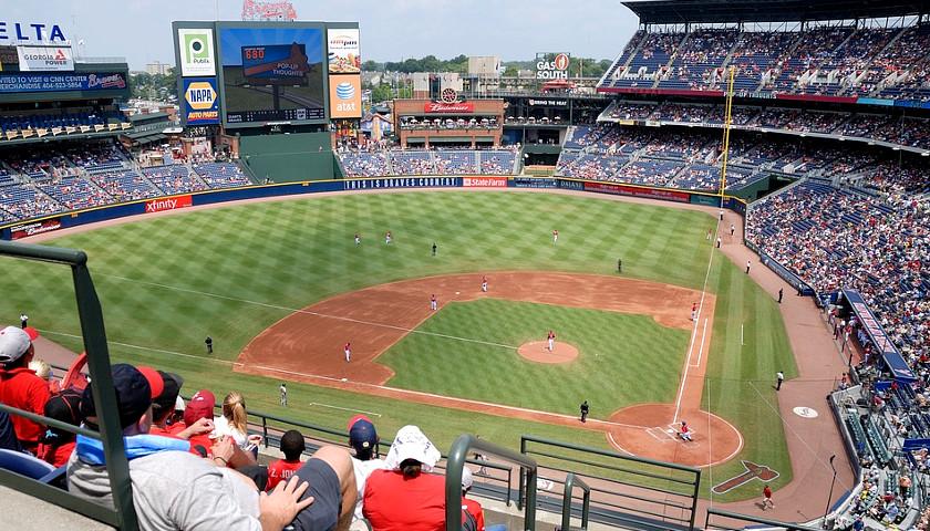 Braves baseball stadium
