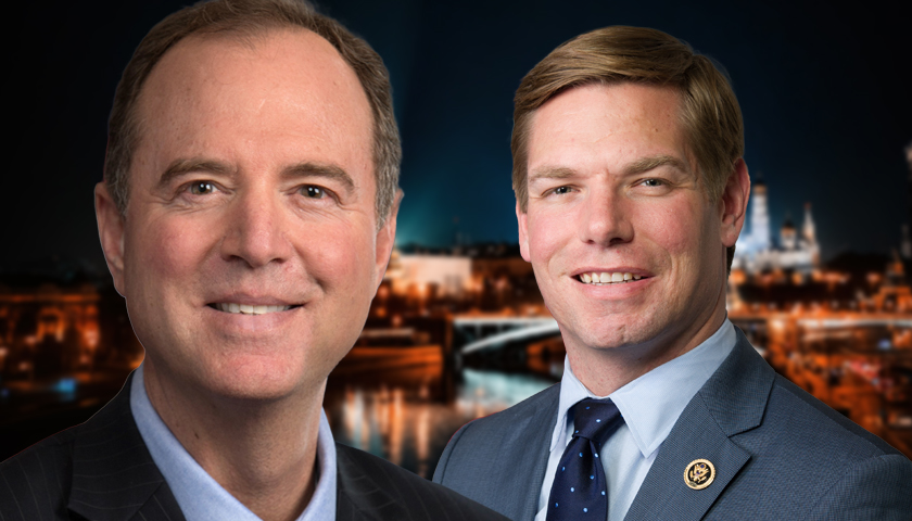 Adam Schiff and Eric Swalwell