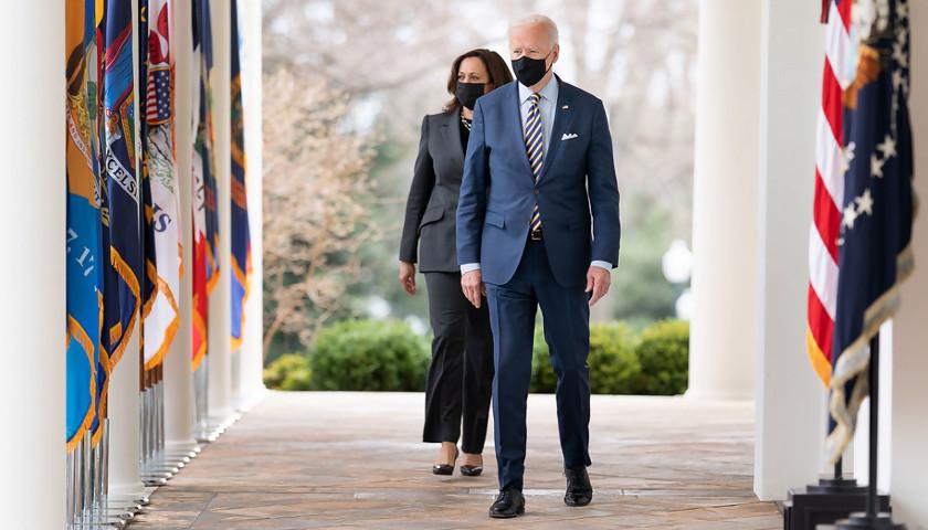 President Joe Biden and VP Kamala Harris