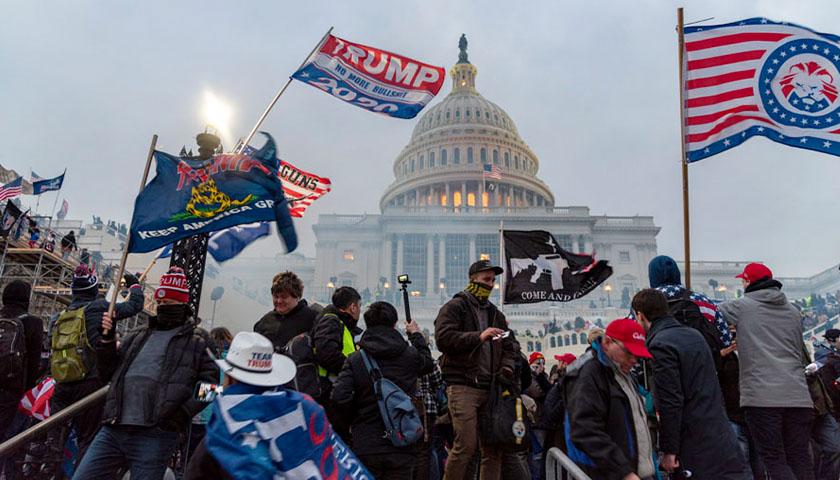 Jan. 6 Capitol riot