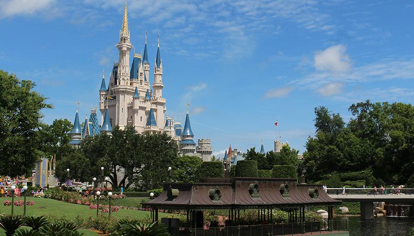 Walt Disney Cinderella's castle