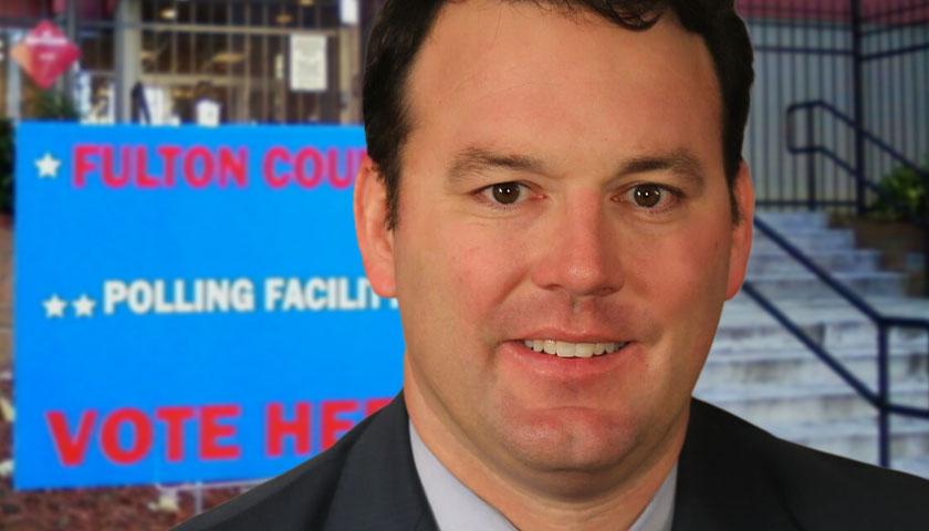 Georgia State Senator Burt Jones