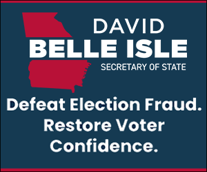 David Belle Isle for Georgia Secretary of State