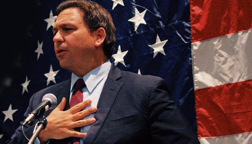 Florida Gov. Ron DeSantis