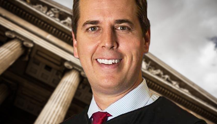 Texas Justice Jimmy Blacklock